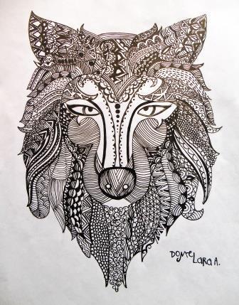 Decoración de formas de animales