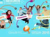 Todos seguros conectados, actividades Verano 2015 JCyL