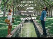 películas encuentro libros Capote Bukowski charlaron Zaragoza