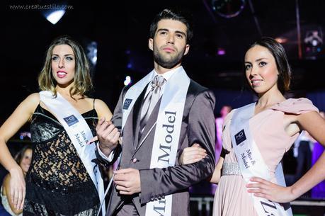 Concurso de moda en Bilbao