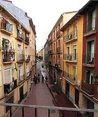 Calle Ramón Pignatelli