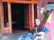 vuelta España silla ruedas para reivindicar accesibilidad
