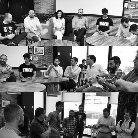 #CafeYProductividad: un espacio para compartir ideas
