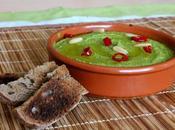 Hummus verde picante