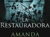Reseña libro: restauradora (Amanda Stevens)