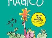 Reseña: dedo mágico, Roald Dahl