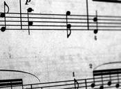 Tecnología tinta electrónica para escribir partituras