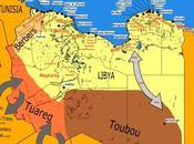 tuareg libios: combatientes patria