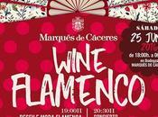 Wine Flamenco Marqués Cáceres