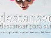 Presentación libro DESCANSER. Descansar para Ser. Intervención MAGDALENA RODRÍGUEZ.