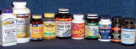 capsulas de aceite de pescado para adelgazar