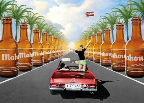 Taller de Tiraje Mahou y Propiedades de la Cerveza