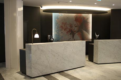 Las cortinas decorativas KriskaDECOR embellecen el exclusivo Marriott Renaissance Hotel en Viena