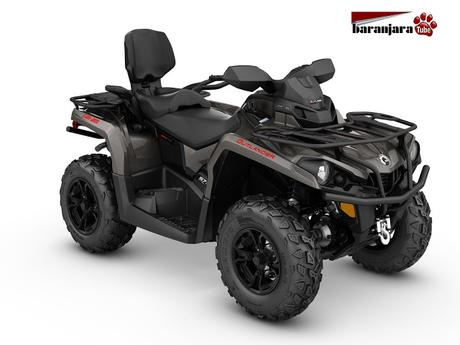 2017 CAN AM OUTLANDER XT 570 / XT MAX 570