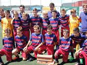 F.C. Barcelona impone Real Madrid final Torneo Alevín Carballo (Fotos)