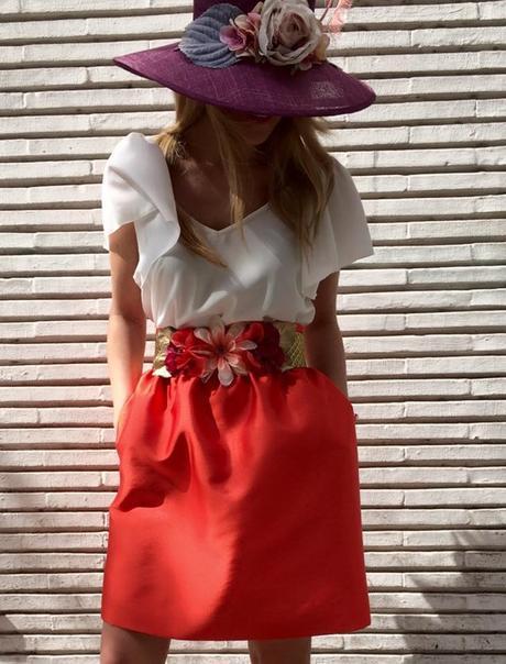 ¿Qué complementos llevar con un vestido rojo de boda?