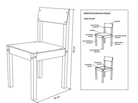 Planos para construir muebles de madera paperblog for Planos muebles madera