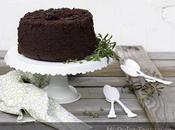 Pound Cake Chocolate Toffe