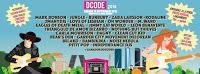 Dcode 2016, cartel completo