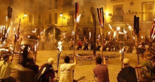 Festa del foc - Pirineo
