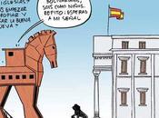 Cuando Partido Único Capitalista tiembla ¡Gracias Podemos!
