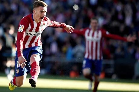 Griezmann renovó contrato con Atlético hasta 2021