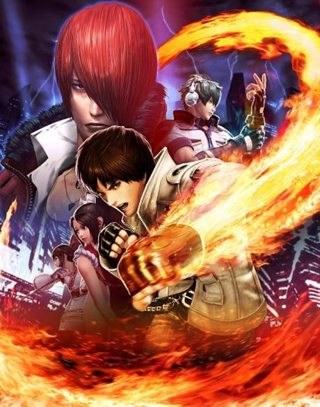 King of Fighters XIV El Arte de la Lucha