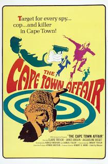 INTRIGA EN LA CIUDAD DEL CABO (Escape Route Cape Town) (Intriga, 1967) Sudráfrica