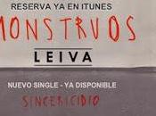 Leiva regresa 'Sincericidio', primer single videoclip tercer disco