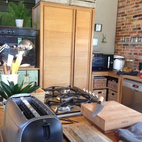 La cocina de mis sueños