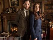 Outlander: Primer vistazo Brianna Randall Roger Wakefield