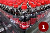 1- Coca-Cola