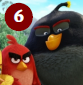 6- Angry Birds