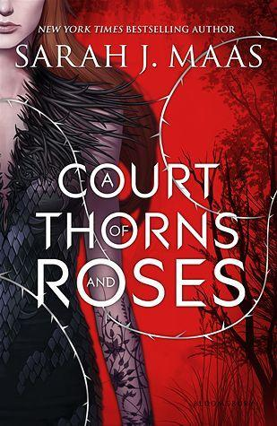 Review: A Court of Thorn and Roses by Sarah J Maas   book'd out: