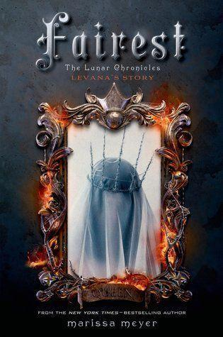 Fairest, Marissa Meyer. It's book 0.5 in the time line, though it's the 4th book.: