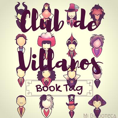 Book Tag #26: Club de Villanos