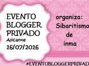 Noticia evento blogger privado alicante