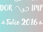 Fondos Escritorio Calendario para Julio 2016