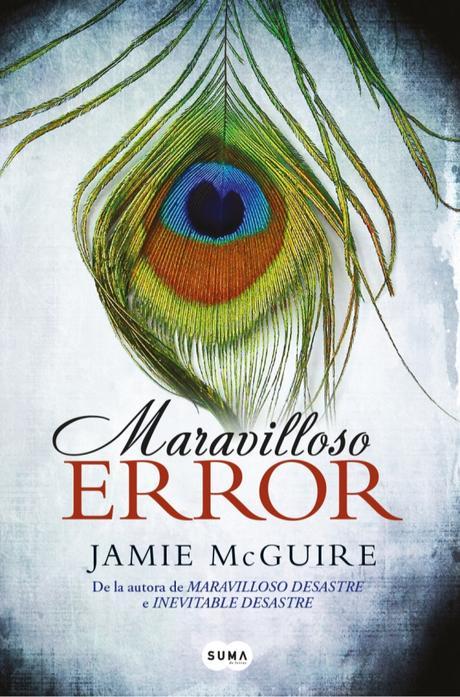 Reseña: maravilloso error de Jamie McGuire