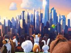 Afiches, tráilers fechas estreno Vida Secreta Mascotas