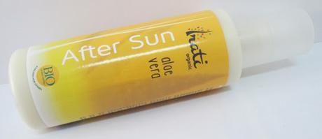 After Sun y Gel Limpiador de