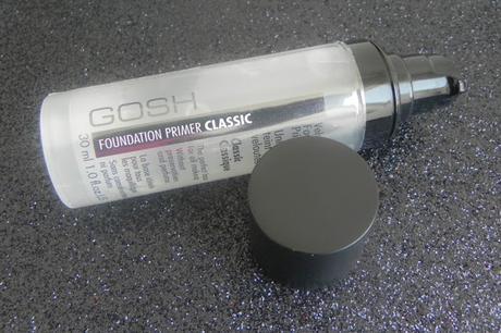Gosh en España: Algunos productos de la marca (info, review y swatches)