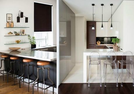 Como hacer una barra de cocina dise os arquitect nicos for Como hacer una barra de cocina