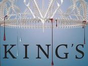 Portada revelada: King's Cage (Red Queen Victoria Aveyard
