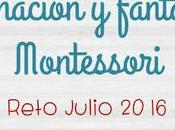 Imaginación fantasía Montessori Imagination fantasy
