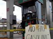 Pemex reconoce falta gasolina Luis Potosí, promete abasto
