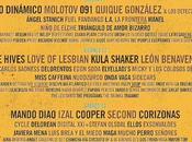 Nuevas confirmaciones cartel días sonorama ribera 2016
