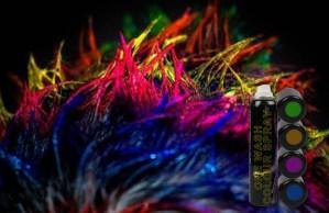 Descubrimientos: Maquillaje fluorescente