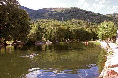 Habilitadas las piscinas naturales del valle del jerte verano 2016 paperblog - Piscinas en el valle ...