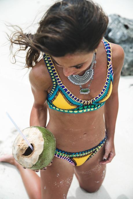 Mundo blogger: bikinis de crochet
